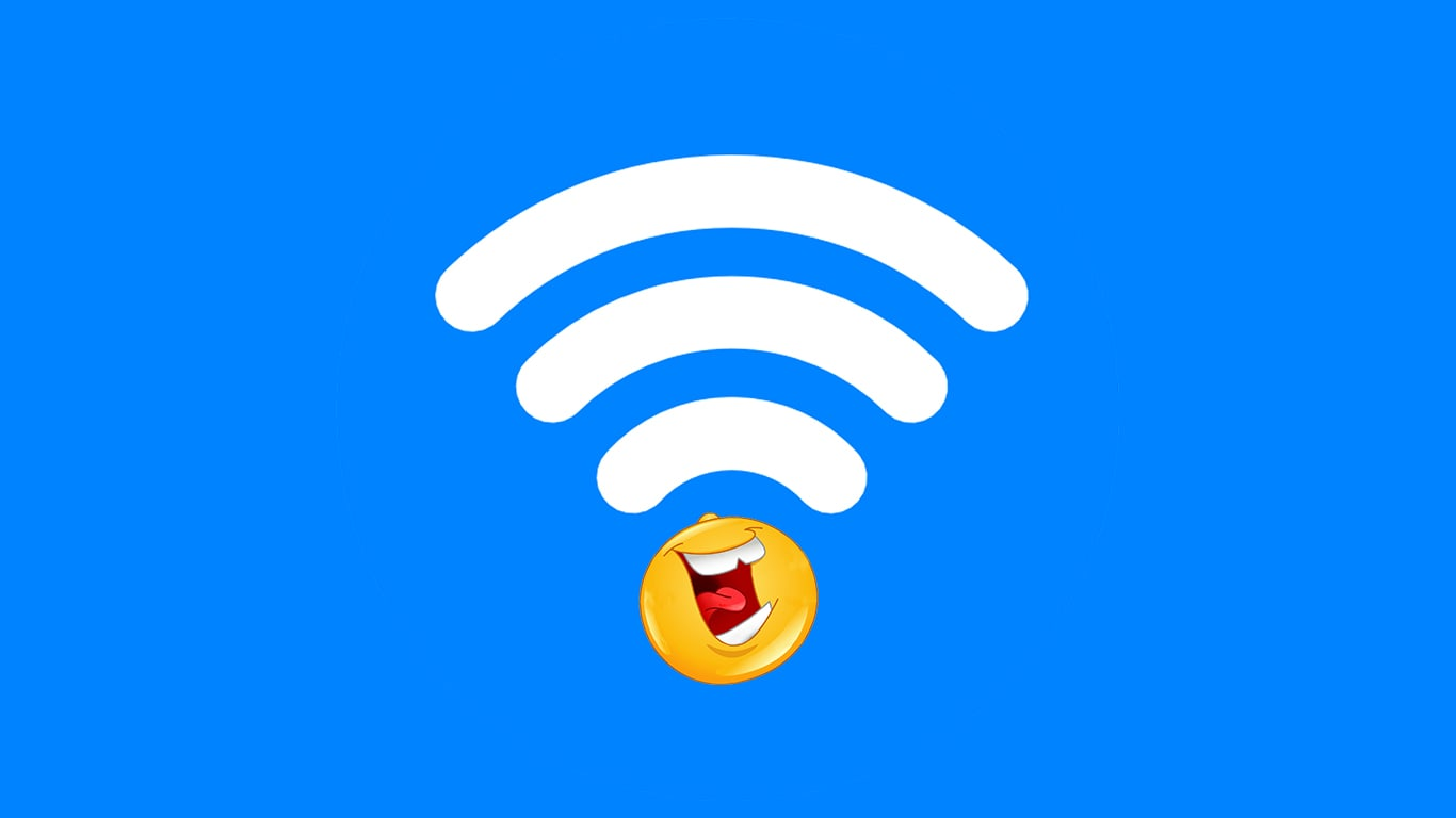 500+ Funny WiFi Names and Puns