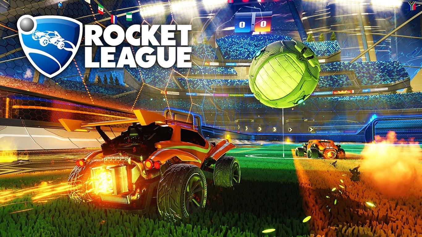 Best Mac Games Ever Rocket League