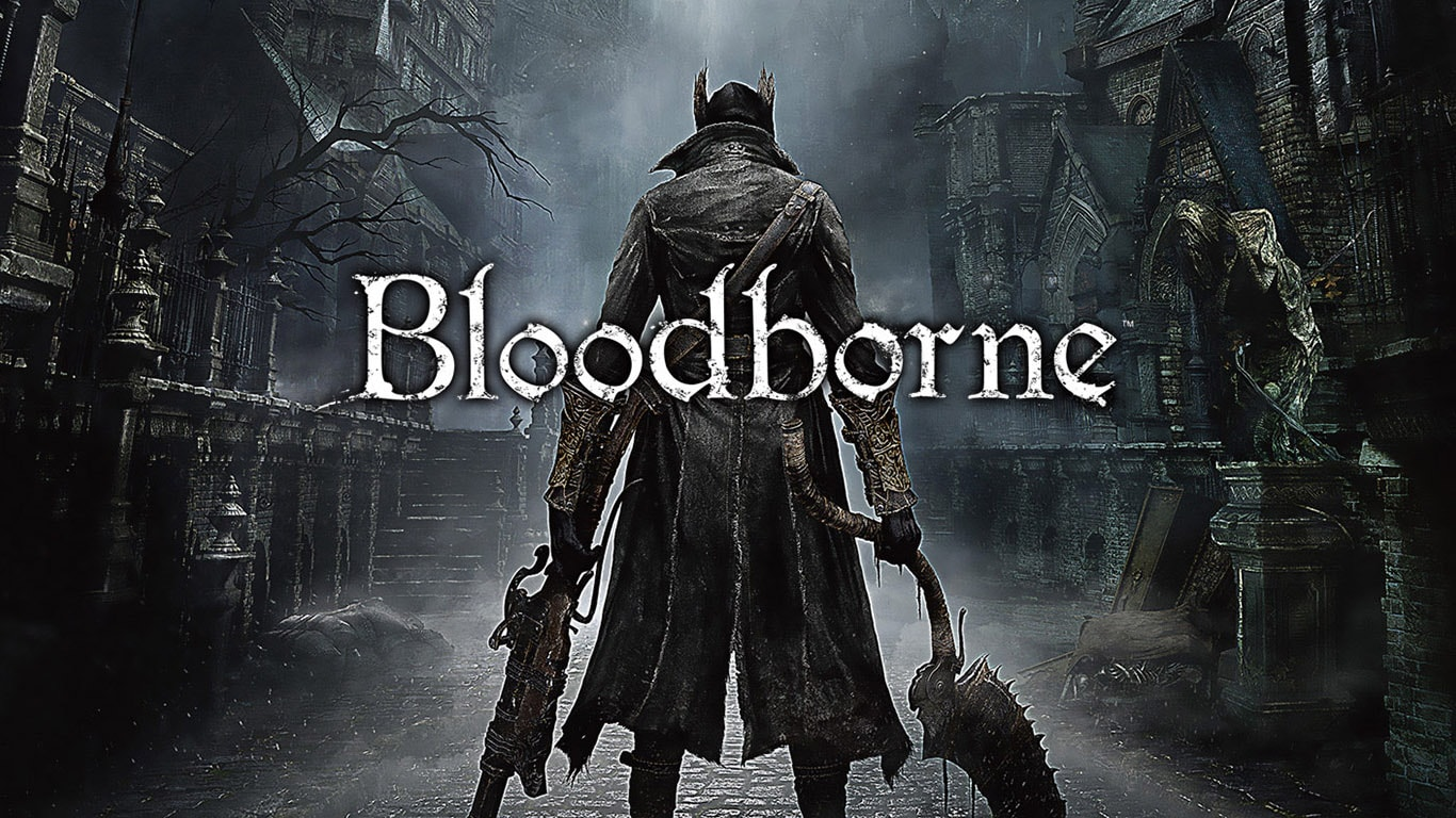 Bloodborne Best Sony PS4 Games