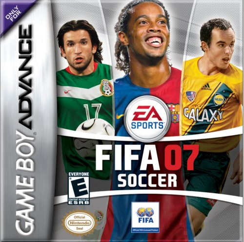 FIFA 07 Best Games for GBA Nintendo