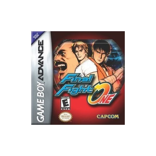 Final Fight One Game Boy Advance ROM