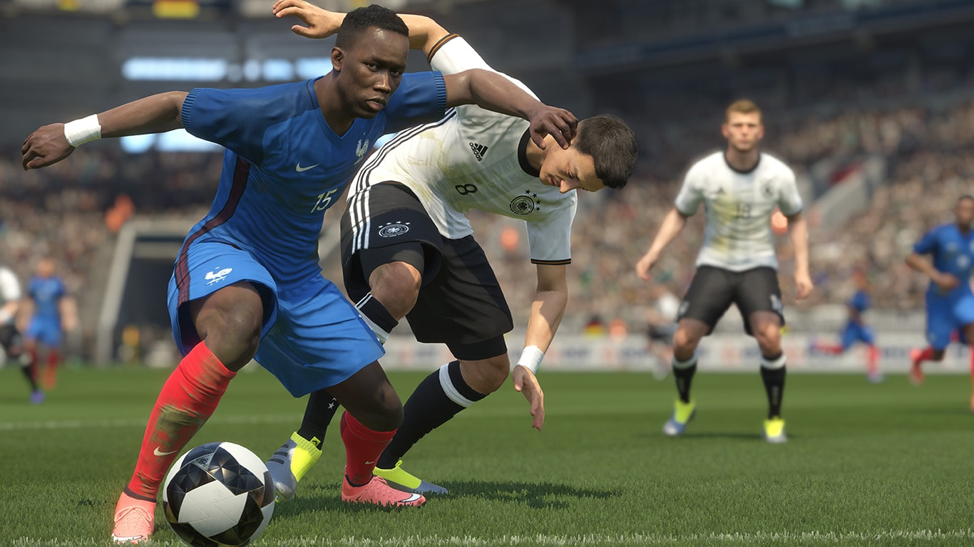 Pro Evolution Soccer Realistic Opponents
