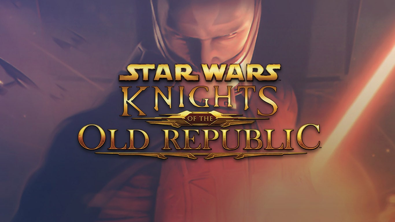 Star Wars - Knights of the old Republic Game for Mac