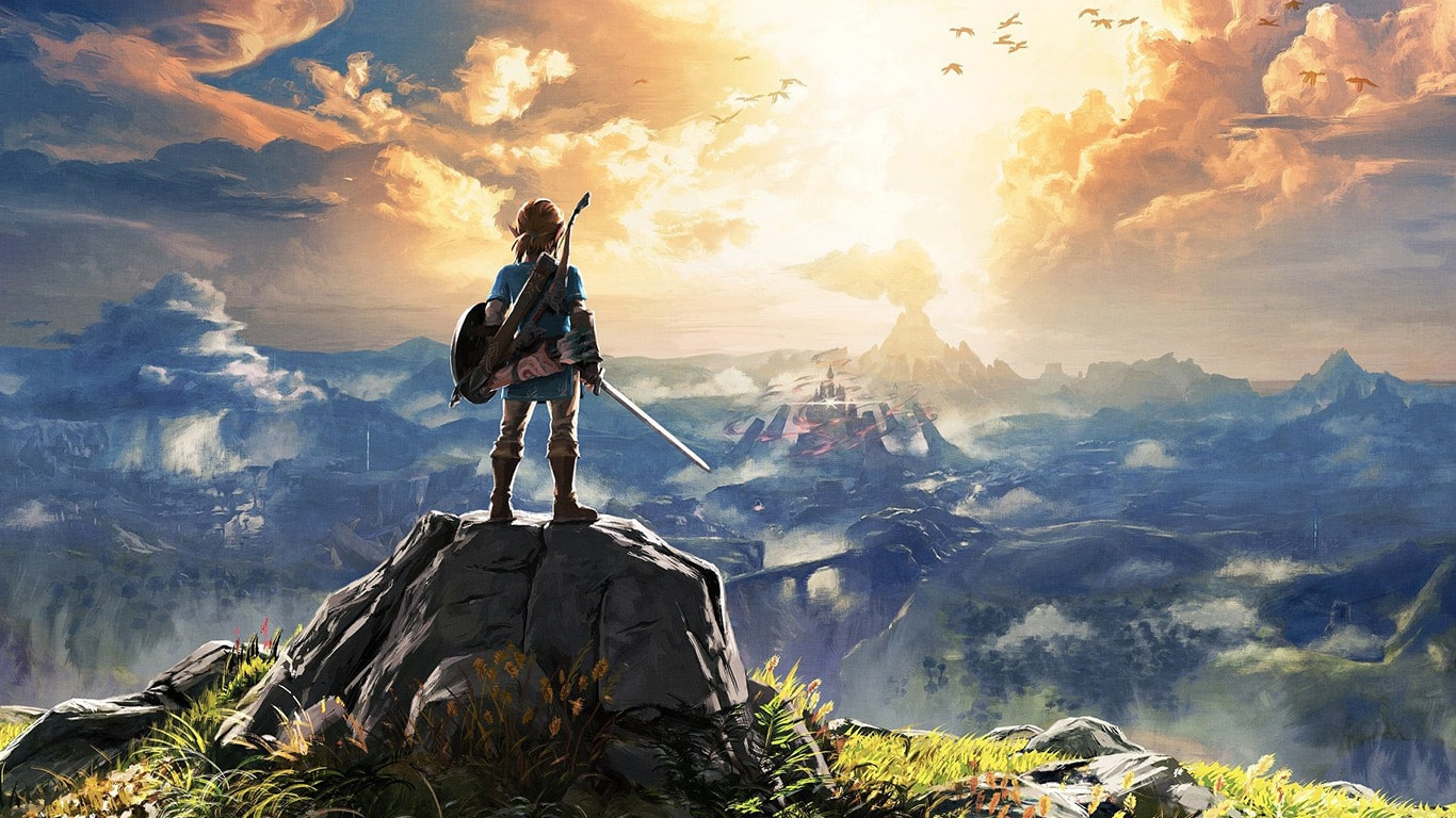 The Legend of Zelda Open World