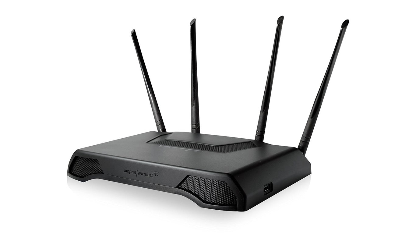 Amped Wireless RTA2600 Best Routers