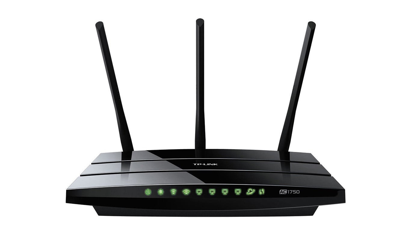 TP-Link Archer C7 Dual-Band Router to connect to Internet