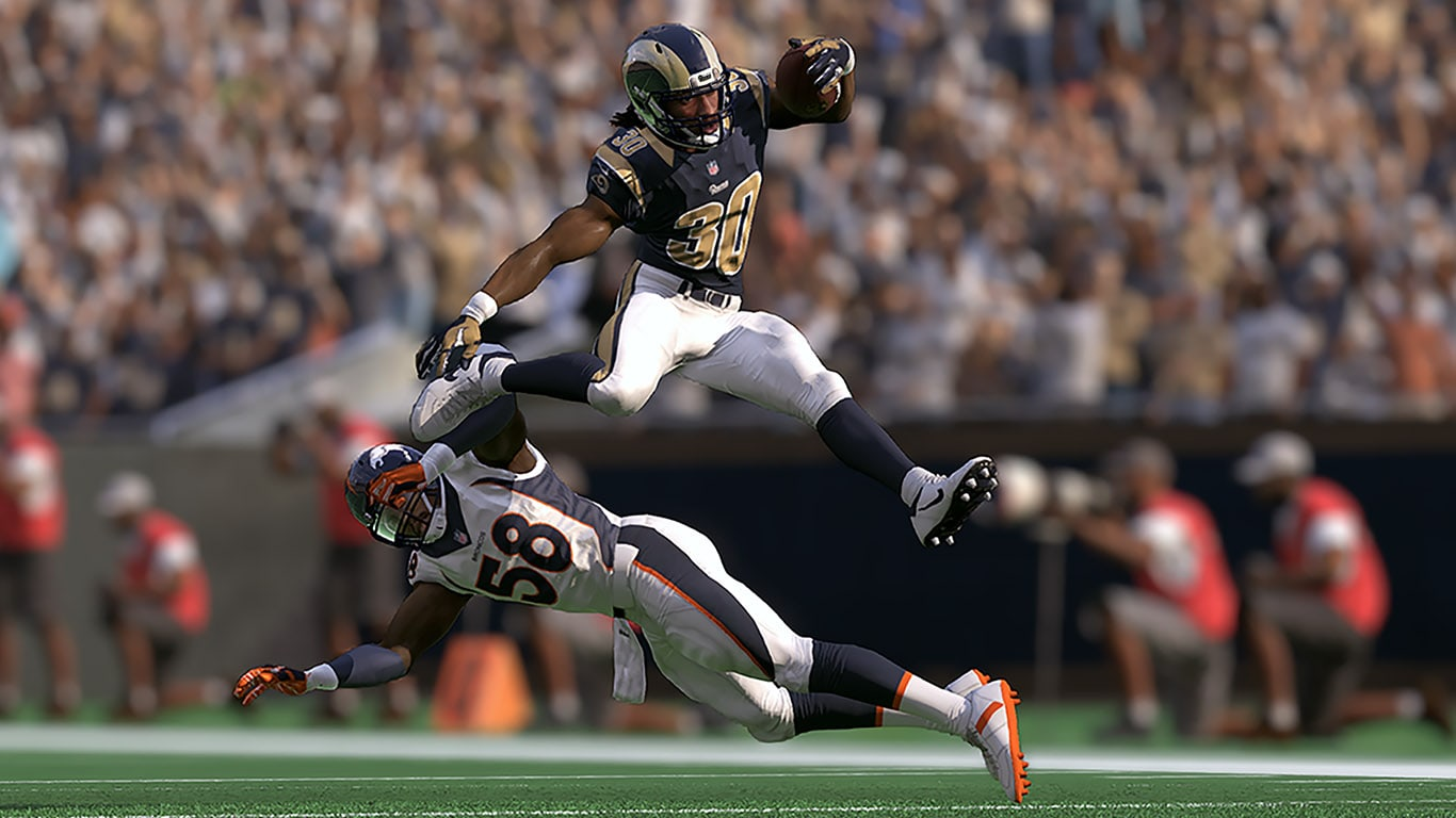 Madden NFL 17