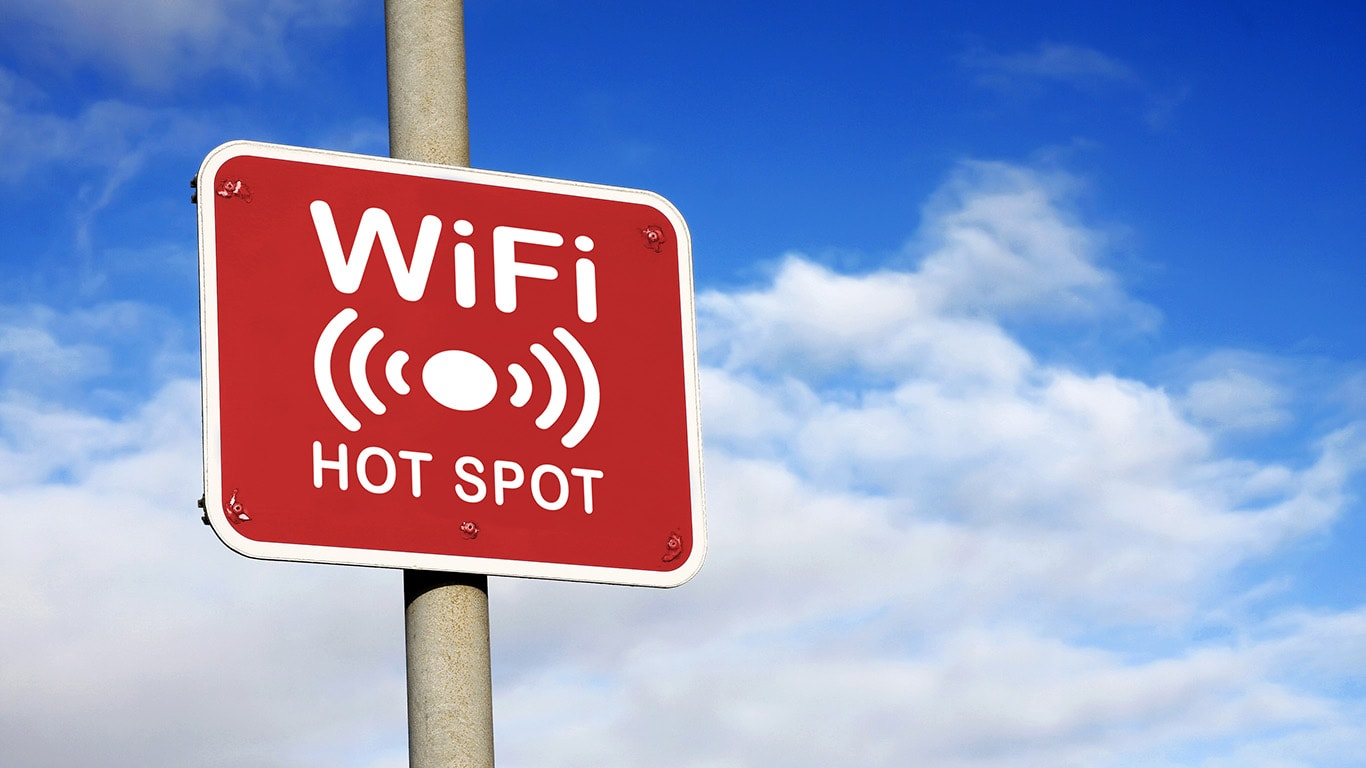 How to Create a Wifi Hotspot on Android