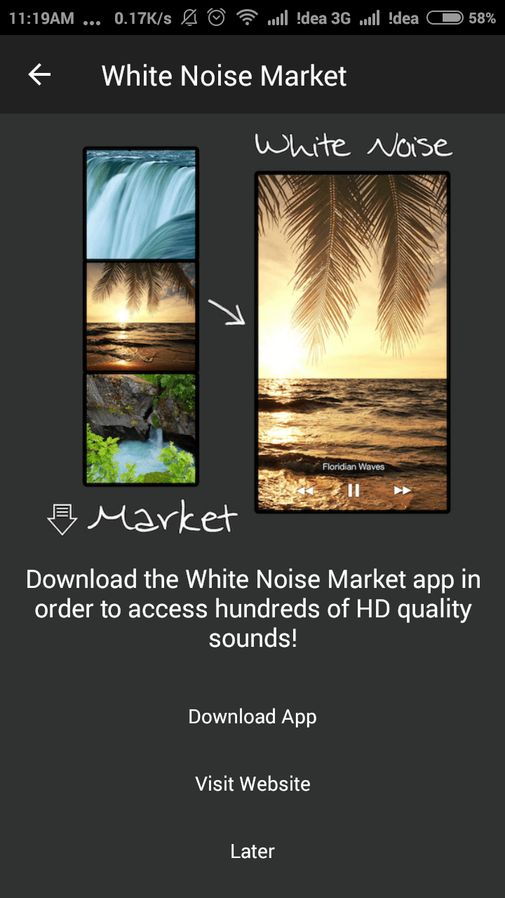 White Noise Free App Download New White Noise