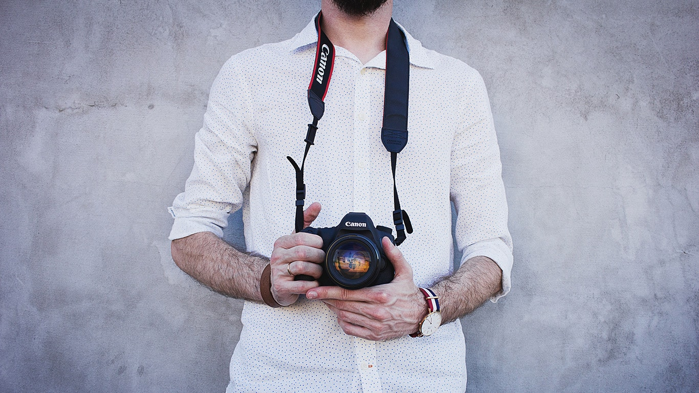 Great Career Options for Photographers