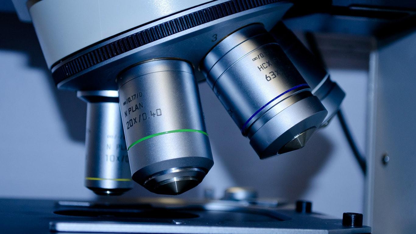 Scientific Photographer