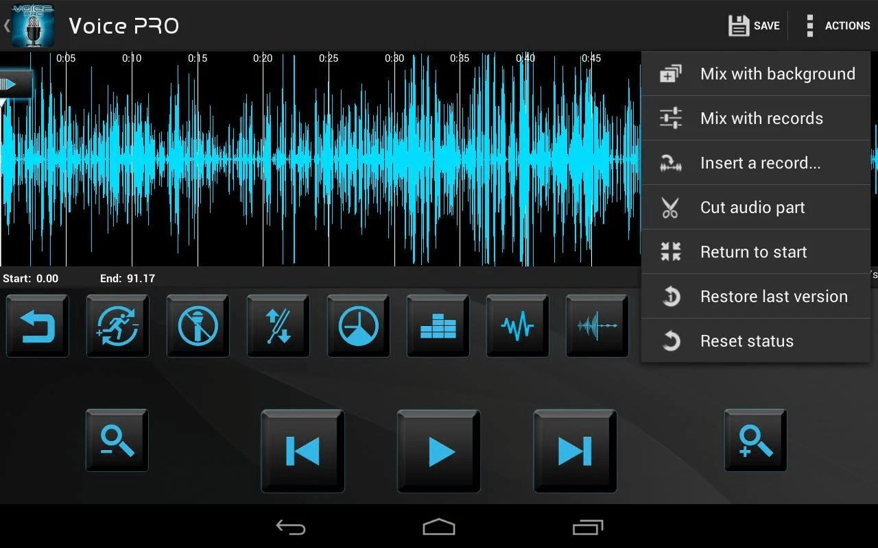 Voice Pro 1